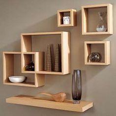 Super home diy wood floating shelves 52 Ideas Decor, Home Diy, Furniture Design, Furniture Diy, Wall Shelf Decor, Wall Decor Bedroom, Floating Shelves Diy, Diy Home Decor, Home Decor