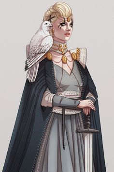Queen of Helamphos RPG Female Character Portraits Anime Art Fantasy, Fantasy Rpg, Medieval Fantasy, Fantasy Queen, Character Design Challenge, Female Character Design, Character Creation, Character Art, D D Characters