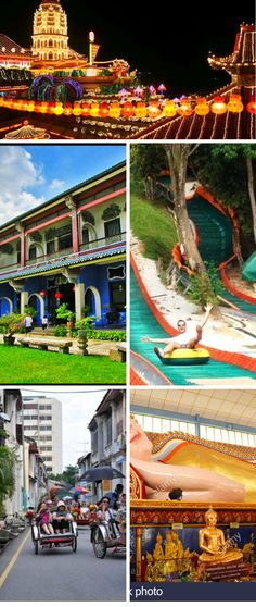 10 activities to do in Penang, Malaysia!