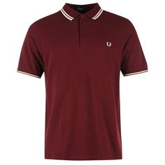 Fred Perry | Fred Perry M3600 Twin Tipped Polo Shirt | Mens Polo Shirts
