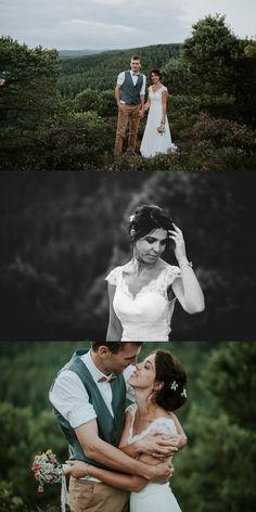 séance photo mariage champêtre