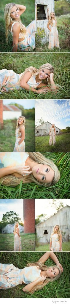 Perfect Idea for Senior Pictures!