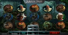 It is only in #JurassicPark where dinosaurs still call the shots. If you ever watched the Jurassic Park #movie, then you will relate with the theme of this online slot as well as the characters since most of them have been featured in the #slots. You can play for free #Microgaming's Jurassic Park at #demoslots.co.uk. The slot is available on pc as well as #mobile slots.