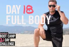 Oh it's just going by too quickly ....  Don't worry tho - today we are smashing out another full body workout with Sean for Day #18 yey !!!  BodyRock Boot Camp – Day #18 – Sean's – Full Body  http://www.bodyrock.tv/2014/04/10/day-18-sean/