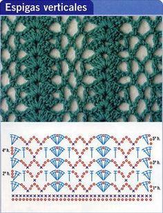 Motitas de la Gata Loca: Esquemas a crochet de verano