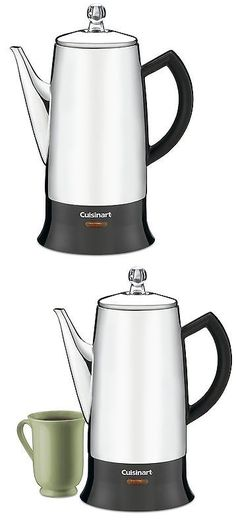 Percolators and Moka Pots Laroma 18 10 Stainless Steel