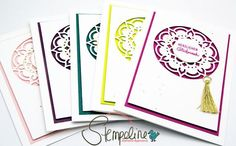 Orient Medaillons Stampin Up