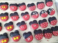 Mickey cookies!