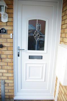Yale Double Glazed Front Doors