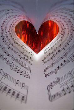 ♫♪ MUSICA ♪♫♥.....La música es el corazón de la vida. Por ella habla el amor; sin ella no hay bien posible y con ella todo es hermoso. Franz Liszt                                                                                                                                                      Más