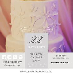 fabulous vancouver wedding Brides to be, we hope you will join us in November 8th at #CremeDeLaCreme produced by @countdownevents for a #WeddingShow that will dazzle you and fill you to the brim with inspirations for your wedding day! Tickets available at http://ift.tt/1U3QXZS and rumour has it that there will be some #sparkly #swag from #ElsaCorsi for selected brides to be! #cremeshow by @jewelietteshop  #vancouverwedding #vancouverwedding