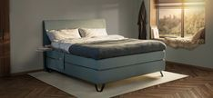 Jensen Ambassador was launched in 1996 and is still going strong.These days it is one of the most renowned Jensen products. Ambassador has a unique sleep .