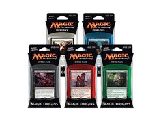 Magic The Gathering: Magic Origins Intro Pack