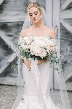 Whimsical Garden Wedding Inspiration – Danni LaRaia Photography– M and D Farm – Bridal Musings 34 Watercolor Wedding Cake, Whimsical Wedding Inspiration, Ivory Roses, Bridal Musings, Colorful Garden, Beautiful Gowns, Wedding Day, Garden Weddings, Wedding Dresses