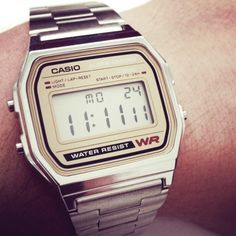 The Casio Cartel - All-Time Unisex Retro Watch Classics