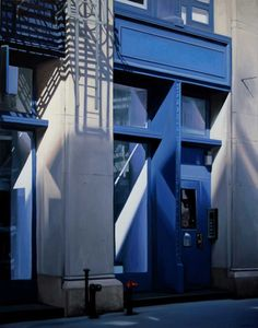 Stephen Magsig, 155 Greene Street, oil on linen, 62 x 48 inches 2007