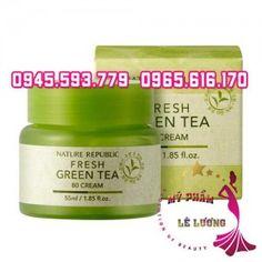 Kem dưỡng da trà xanh là một trong những dòng mỹ phẩm hàn quốc chính hãng với tinh chất trà xanh tự nhiên kết hợp với sữ tươi tạo nên một loại kem dưỡng da hoàn hảo cho chị em phụ nữ trải nghiệm