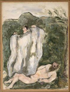Noah's Cloak - Chagall Marc