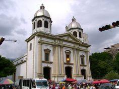 Caracas.Iglesia de Ntra. Sra. de las Mercedes, parroquia Altagracia.