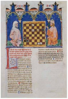 Alfonso X Book of Games. 87f