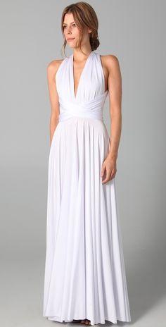 Trendy Wedding, blog idées et inspirations mariage ♥ French Wedding Blog: La robe du jour : convertible !
