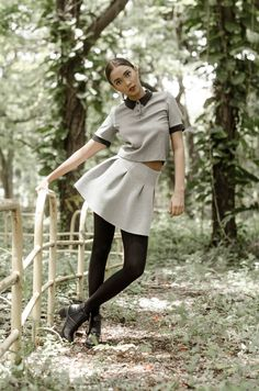 """Autum in paradise"" - Fashion Editorial - Fresh Revista de Variedades"