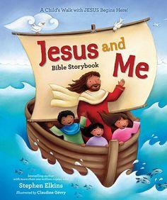 Jesus and Me Bible Storybook - Children's Devotionals - Children