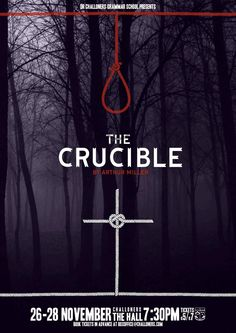 In 'The Crucible', is the supernatural a vehicle for evil?