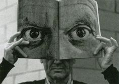 Peek-a-boo / Charles Eames, looking through Picasso's eyes.