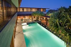 Albatross Residence by Bayden Goddard Design Architects. Winner house of the year for the Gold Coast region - Australian Institute of Architect Awards. Picture: Remco Jansen