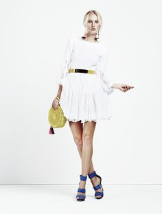 Lookbook Spring Summer 2015 #bydimitri #dimitri #fashion #dress #onlinestore #preorder #onlineshop #spring15 #summer15 #lookbook #ss15 #madeinitaly #womenswear #circular #bag #accessoires