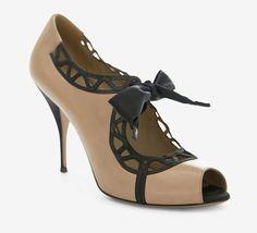 Beautiful Bow Heels.