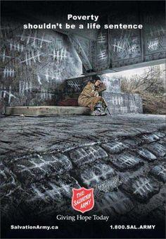 Poverty should not be a life sentece