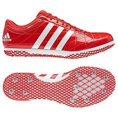 adidas adiZero High Jump Flow Spikes Flat Running Shoes dc543bc49