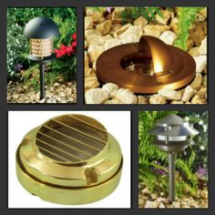 Adding walkway lights and outdoor path lighting in your yard may sound luxurious to some. #walkway #lighting #garden #landscape