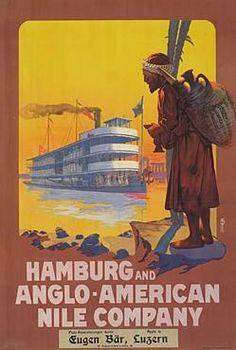 Anglo American Nile Company --steamers that traveled the Nile Autor/a pineado: Brimstone Dreams ...... Álbum pineado: Travelling to Egypt ....... http://www.pinterest.com/brimstonedreams/travelling-to-egypt/?utm_campaign=recs_141229&utm_term=6&utm_content=196258564950584312&e_t=d6cb4851402e45048e24ca9ef13e533d&utm_source=31&e_t_s=boards&utm_medium=2004