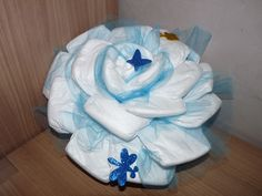 Gâteau de couches Bébé, cadeau de naissance. : Décoration pour enfants par creationlizalou