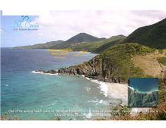 Over 2,733 acres of mixed-use land on the Northwestern coast of St. Croix, U.S. Virgin Islands; perfect for large hotel/casino development, Marina or upscale housing development! Fax Number, Beach Cove, Virgin Islands, Condominium, Mountain View, Beach Resorts, Luxury Real Estate, Acre, Luxury Homes