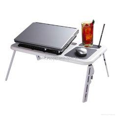 Base para notebook, fique confortável ao utilizar seu aparelho.