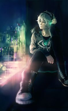 Tags: Anime, Original, deviantART, Yuumei, Frey (Fisheye Placebo)