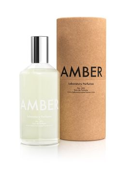 Laboratory Perfumes Amber Fragrance: Laboratory Perfumes Amber Fragrance.Laboratory Perfumes' very first fragrance is a multilayered and long-lasting scent intended to evoke Britain's country and coast. Theiraim was to create a fragrance that offered more than an alluring top note, that didn't give up all its secrets in the first spritz, but which gradually revealed its complex, well-rounded character as it evolves on the skin. Amber follows the wearer through their day, evolving as the…