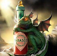 Cold dragon