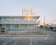 Unoccupied time capsules of The Wildwoods photographed by Tyler Haughey