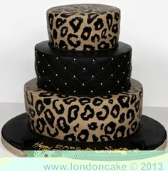 animal print cake - Google Search