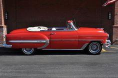 1953 Bel Air Convertible