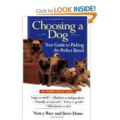 Do you know which breed is right for you? Know before you buy Choosing A Dog, Dog Food Recipes, Training, Pets, Books, Libros, Book, Dog Recipes, Work Outs