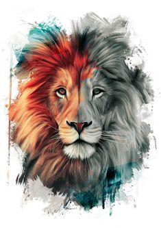 Illustrations Discover Löwe - Lion on Behance - . - Löwe Lion on Behance # Löwe - Art Roi Lion Lion King Art Lion Of Judah Lion Art Lion Images Lion Pictures Lion Tattoo Design Lion Design Lion Wallpaper Art Roi Lion, Lion King Art, Lion Of Judah, Lion Art, Lion Tattoo King, Leo Lion Tattoos, Cute Tattoos, Small Tattoos, Lion Images