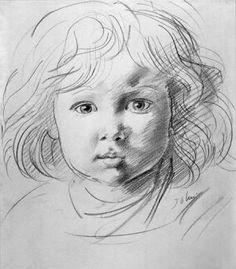 Augustus John (1878 - 1961), Pyramus John  so tender!