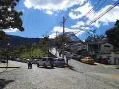 Em Tiradentes - Minas Gerais/ Brasil.