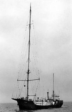 Caroline South-MV Mi Amigo,North Sea,1966